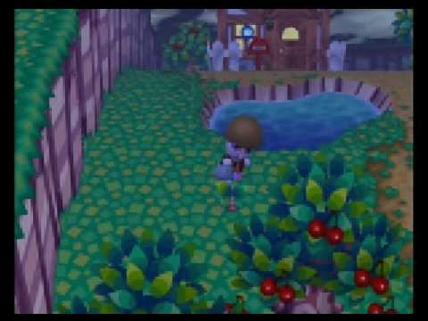 Animal Crossing money tree