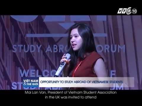 Sự kiện Study Abroad Forum 2015