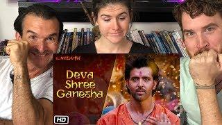 Agneepath - Deva Shree Ganesha REACTION | Hrithik Roshan | Priyanka Chopra