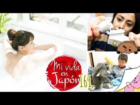 como son los baños japoneses de un departamento? Diferencias de los gemelos! MI VIDA EN JAPON VLOG
