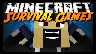 Minecraft: LAUGHING FIT! (Hunger Games Survival)