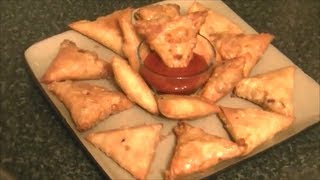 POTATO SAMOSA *COOK WITH FAIZA*