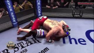 UFC 2010 XBOX 360 Brock Lesnar Vs Cheick Kongo