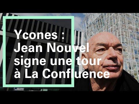 Ycone : Une Nouvelle Tour Signée Jean Nouvel à La Confluence