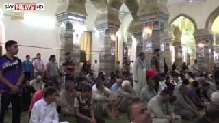 First Video Of ISIS Group Leader Al Baghdadi