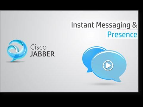 Cisco Jabber IM and Presence - YouTube