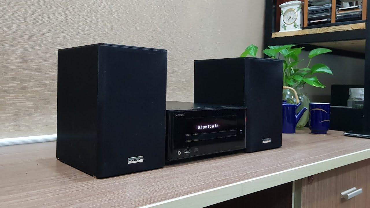 Dàn Mini Với Chuẩn Bluetooth aptX (2013) ONKYO-U1X (Vũ 0908804711)