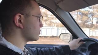 Китайское авто 10 лет Geely CK Otaka, поездка на китайском мерседесе.  Часть 2