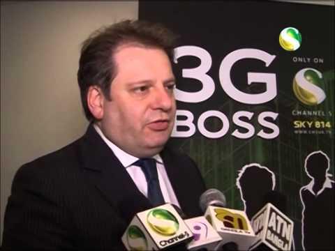 Channel S News - 3G Boss Programme Press Confernce