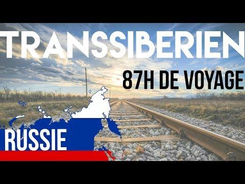 TRANSSIBERIEN : 87h de voyage INCROYABLE à travers la Russie - #10