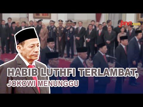 Habib Luthfi Buat Presiden Menunggu
