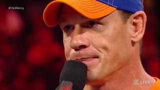 WWE Wal3ooha: مشادة كلامية بين جون سينا و رومان رينز