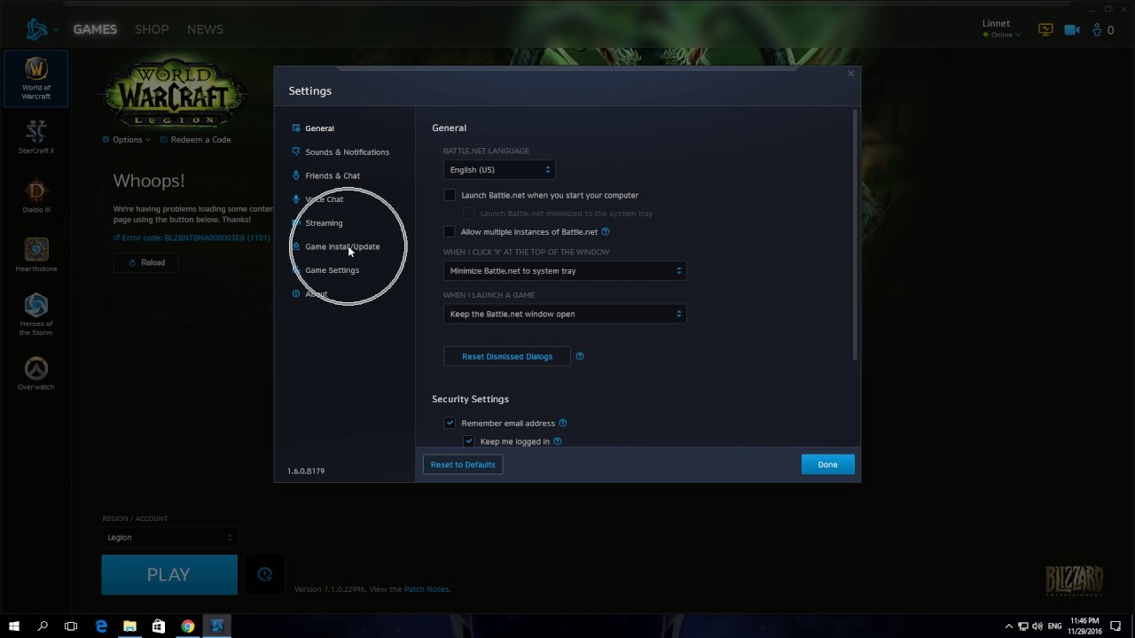 How To Uncap Download Speed In Battlenet Desktop App