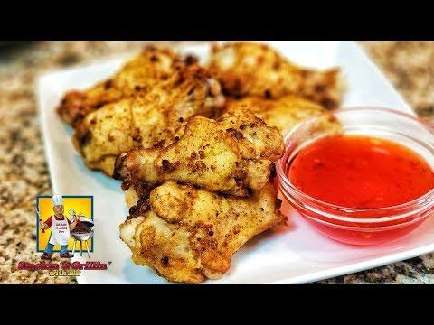 Asian roasted chicken wings | Airfryer Wings | Keto Recipe
