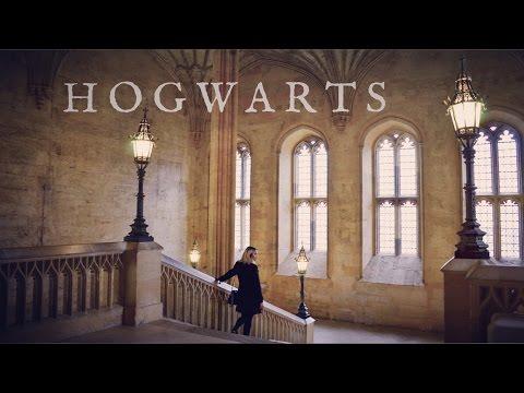 VLOG #3: The day I went to HOGWARTS! (University of Oxford)    itskarlawithak