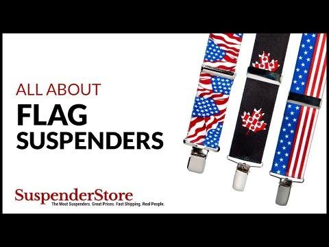 Flag Suspenders