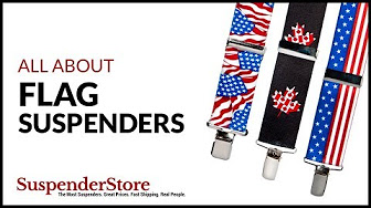Flag Suspenders