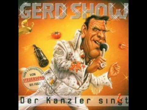 Die Gerd Show- Steuersong