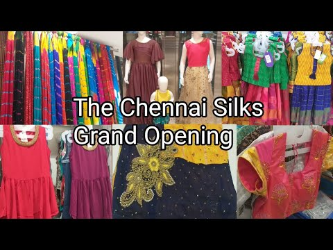 T.Nagar-The Chennai Silks Grand Opening//10% Discount For All//Exclusively On RasikalamRusikalam