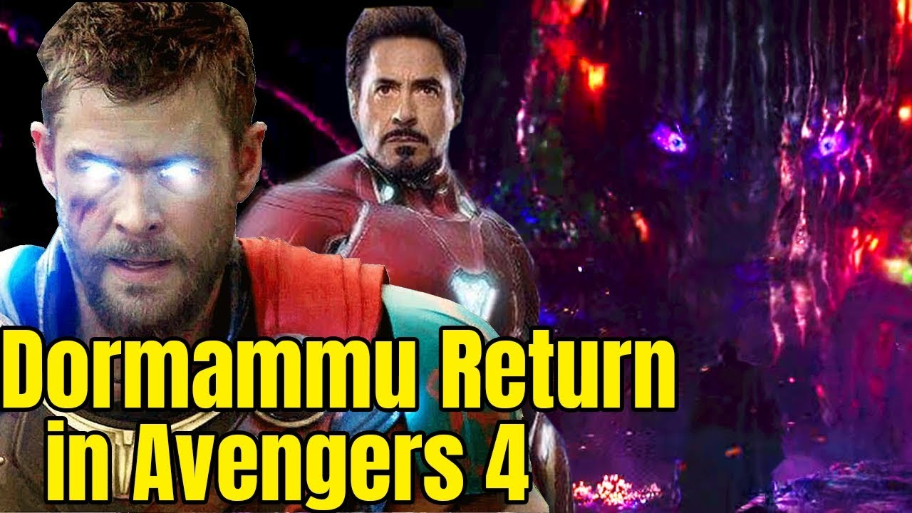 Dormammu Return in Avengers 4 and Secret Scenes Shooting Avengers Infinity War