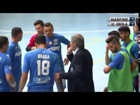 Maritime Augusta Vs Ic Futsal Imola