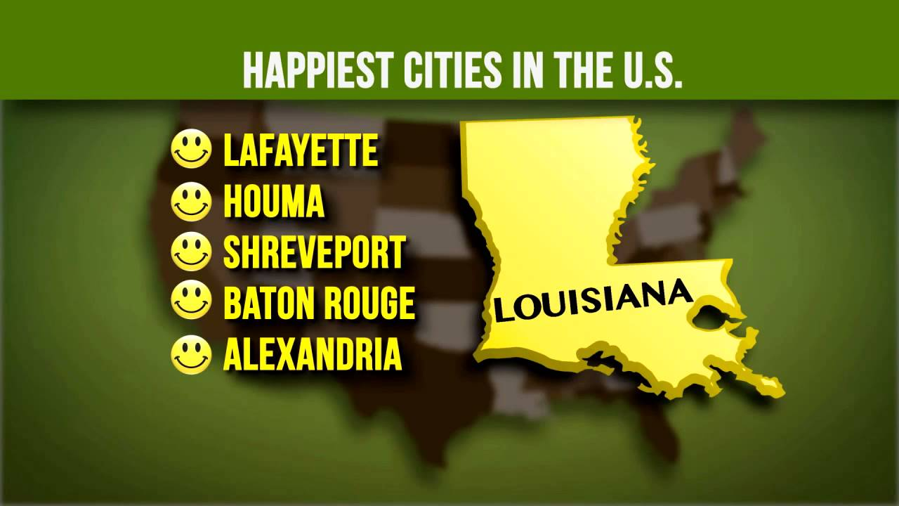 Top 5 Happiest Cities In America Are All In One State