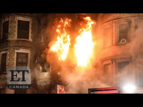 Download Youtube: 'Motherless Brooklyn' Filming Suspended Following Fire