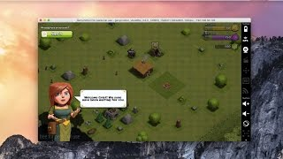 Clash of Clans for Mac OS X