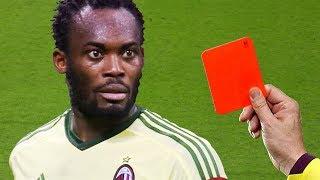 Смешные красные карточки в Футболе 2017