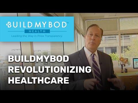 BuildMyBod Revolutionizing Healthcare