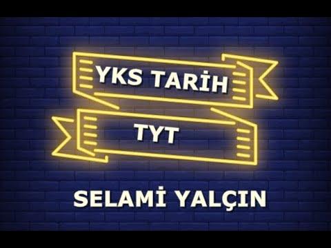 6. İlk Ve Orta Çağlarda Türk Dünyası I. TYT TARİH