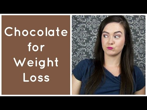 Eat Chocolate to Lose Weight?