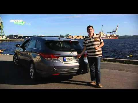 MotorShow Test Hyundai i40 Kombi