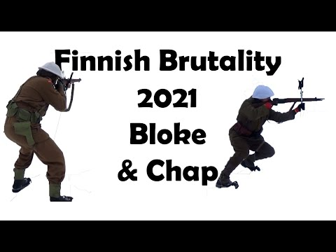 Finnish Brutality 2021: The Winter War, Bloke & Chap's Stages #finnishbrutality #varustelek