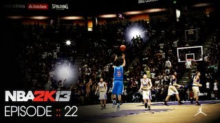 BdoubleO Plays NBA 2k - NBA 2k13 :: Sacramento Kings