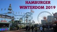Hamburger Winterdom 2019: Rundgang mit allen Top-Attraktionen