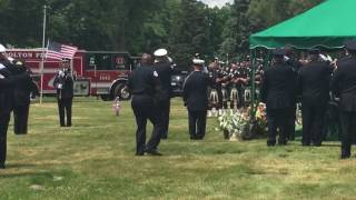 AFFI HONOR GUARD PIPES AND DRUMS- DOLTON LODD. 6/17