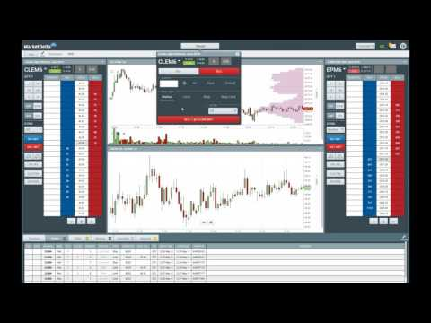 Webinar - MD Cloud Trading From The Charts Overview