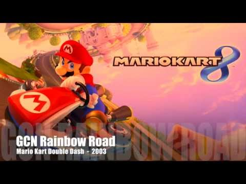 Mario Kart Fan Music -GCN Rainbow Road- By Panman14