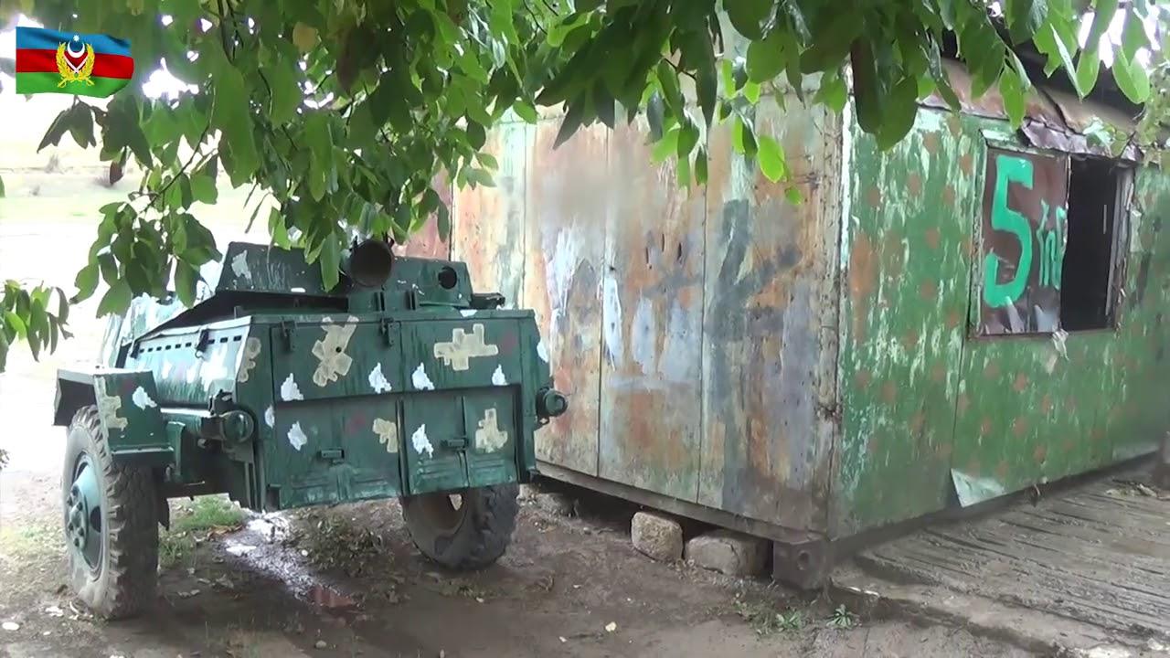 Azerbaycan'ın, Ermenistan'dan ele geçirdiği savaş ganimetleri