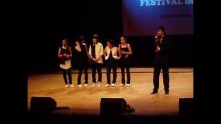 2013 KPOP FESTİVAL~(INFINITE 'PARADISE' DANCE COVER) by NAMELESS 2013 KPOP FESTİVAL~in NU'EST