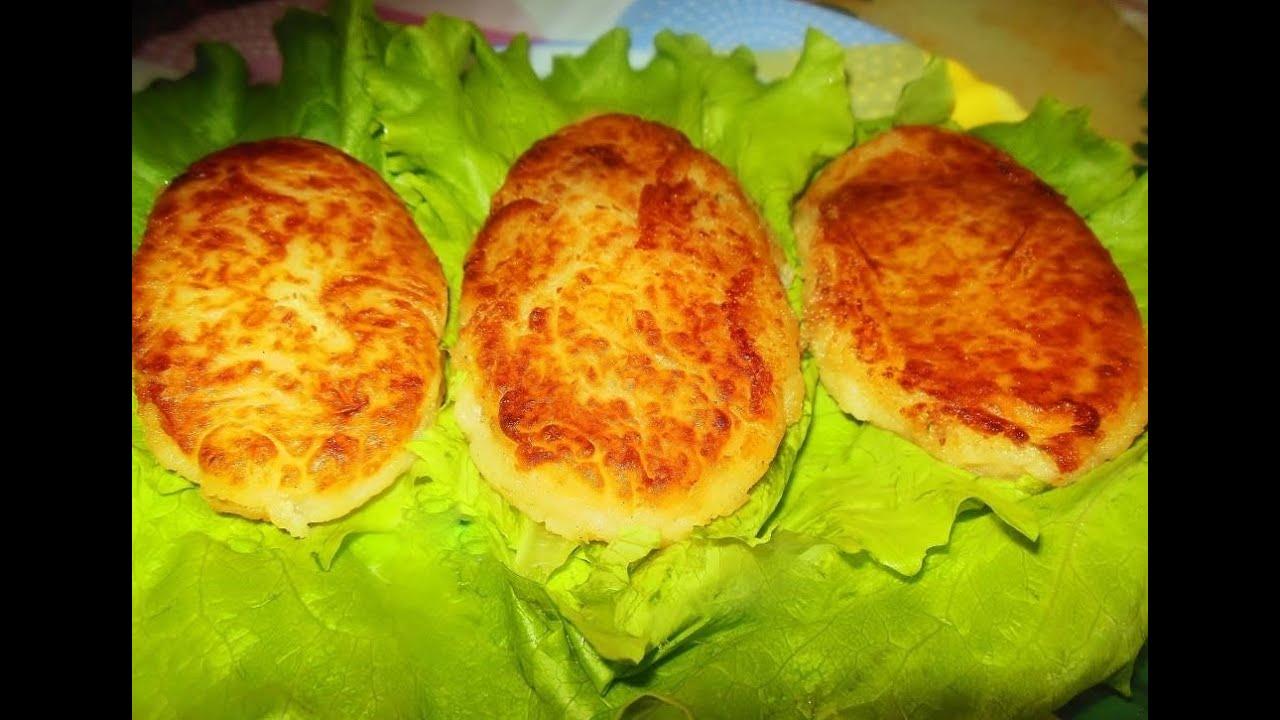 Зразы Картофельные с Грибами, Зразы Картофельные Постные, Еда в Пост