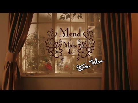 Платье из занавески (Mend and Make Do) - [Etvox Film]