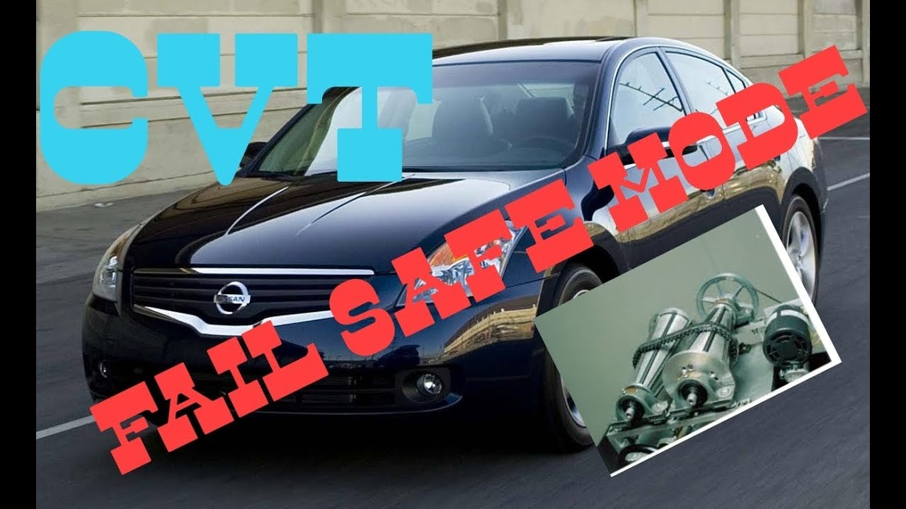 Toyota Fail Safe Mode