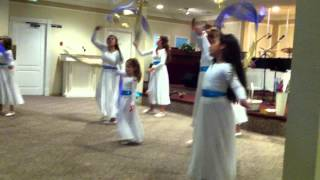 ONM Shavuot 2013 (3) - Shekinah Glory Come Down