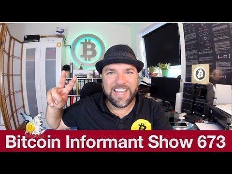 #673 Warum Bitcoin wichtig ist, Libra eine Totgeburt & BTC als Indikator weltpolitischer Lage