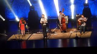 When You Come Back Down, Nickel Creek (Live)