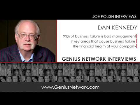 Dan Kennedy:  Genius Network Interviews
