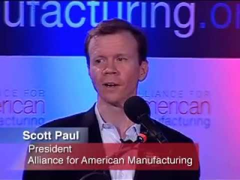 Alliance for American Manufacturing - Buffalo Town Hall