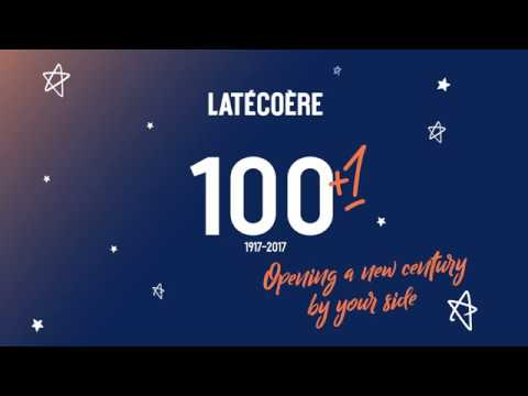 Latécoère wishes for 2018